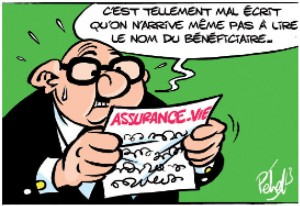 la clause bénéficiaire du contrat d'assurance vie