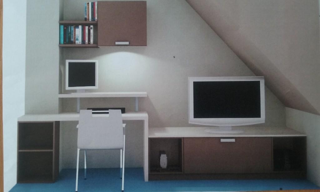simulation bureau projet 1