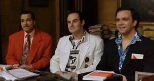 les 3 frères chez le notaire